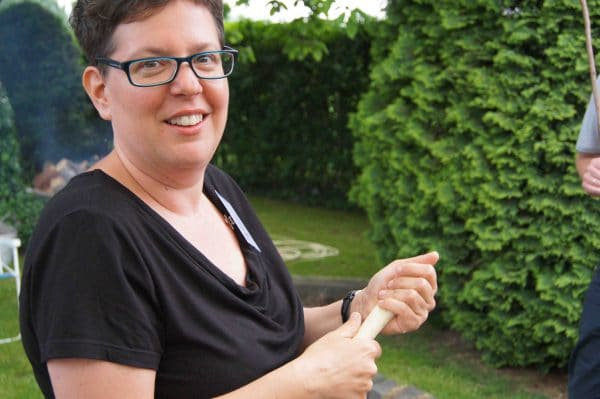 Nina Czeczatka aus der Über den Tellerrand Community Schwalmtal