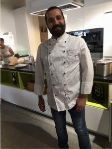 Chef Elias Bairam