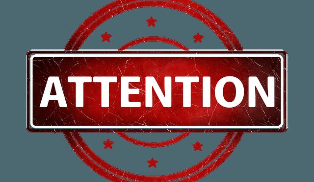 Warning: Beware of fraud calls / Warnung vor falschen Telefonanrufen!