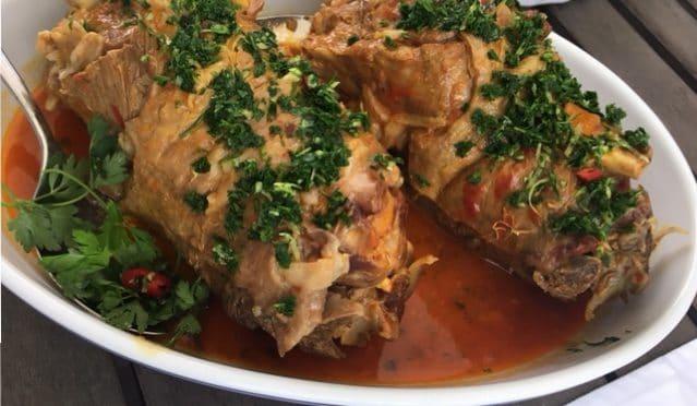 Über den Tellerrand kochen: Iran