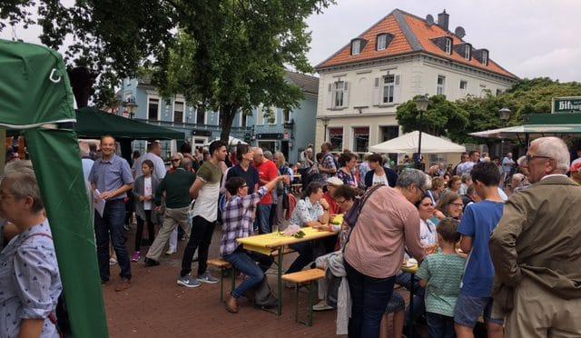Miteinander mittendrin: Begegnungsfest 2017