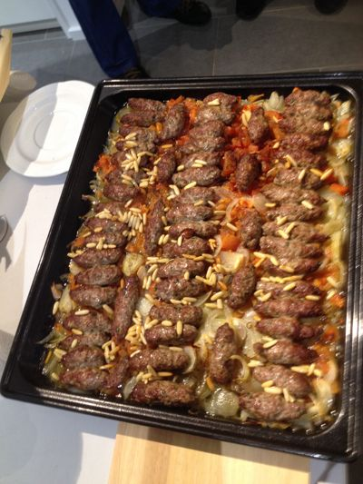 indian kabab