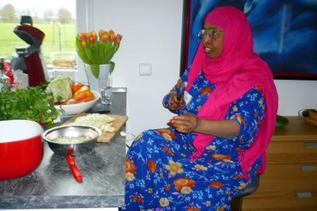 Asyia aus Somalia