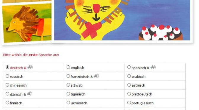 Bilingual picturebooks – free download