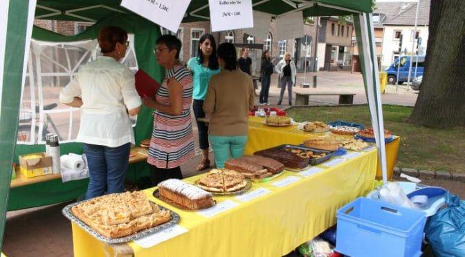 3. Begegnungsfest: Kuchenspenden erbeten!