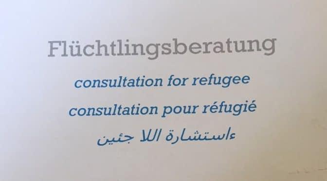 Flüchtlingsberatung am Vogelsrather Weg