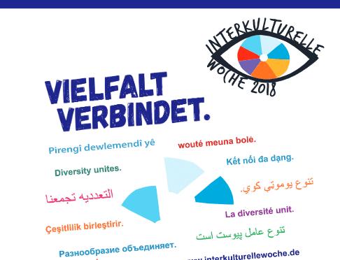 Interkulturelle Woche: Vielfalt verbindet